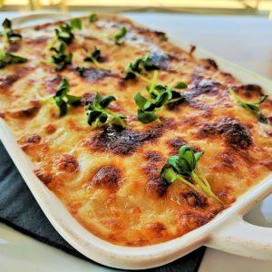 Lasagne Bolognese restaurant pipera