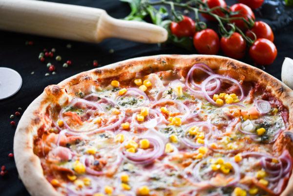 PIZZA ALL AMATRICIANA
