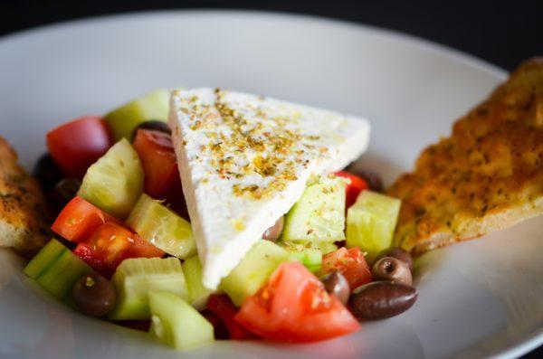 salata greceasca restaurant pipera